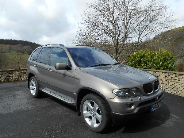 bmw x5 3 0 sport d auto car for sale llanidloes powys mid wales kevin jones cars used cars. Black Bedroom Furniture Sets. Home Design Ideas