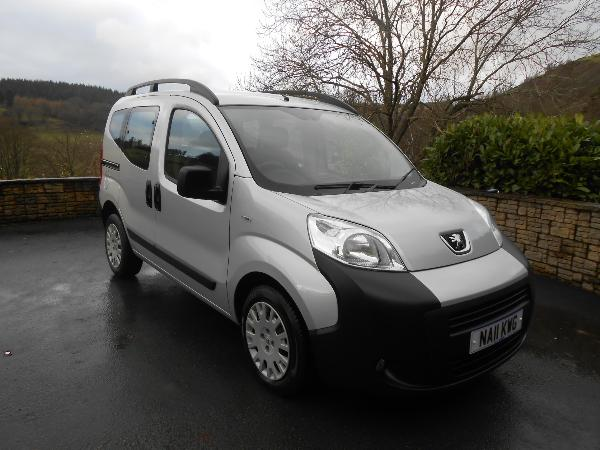 peugeot bipper 1 3 hdi tepee outdoor car for sale llanidloes powys mid wales kevin jones cars. Black Bedroom Furniture Sets. Home Design Ideas