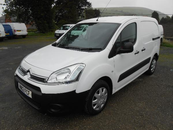 citroen berlingo 1 6 hdi enterprise car for sale llanidloes powys mid wales kevin jones cars. Black Bedroom Furniture Sets. Home Design Ideas