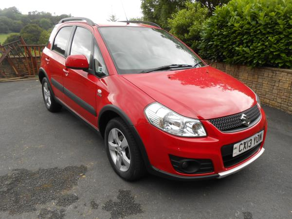 suzuki sx4 5 door 4x4 2 0 ddis sz5 car for sale llanidloes powys mid wales kevin jones cars. Black Bedroom Furniture Sets. Home Design Ideas
