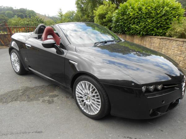 Alfa Romeo Spider JTDM Mk Car For Sale Llanidloes Powys Mid - Used alfa romeo spider for sale