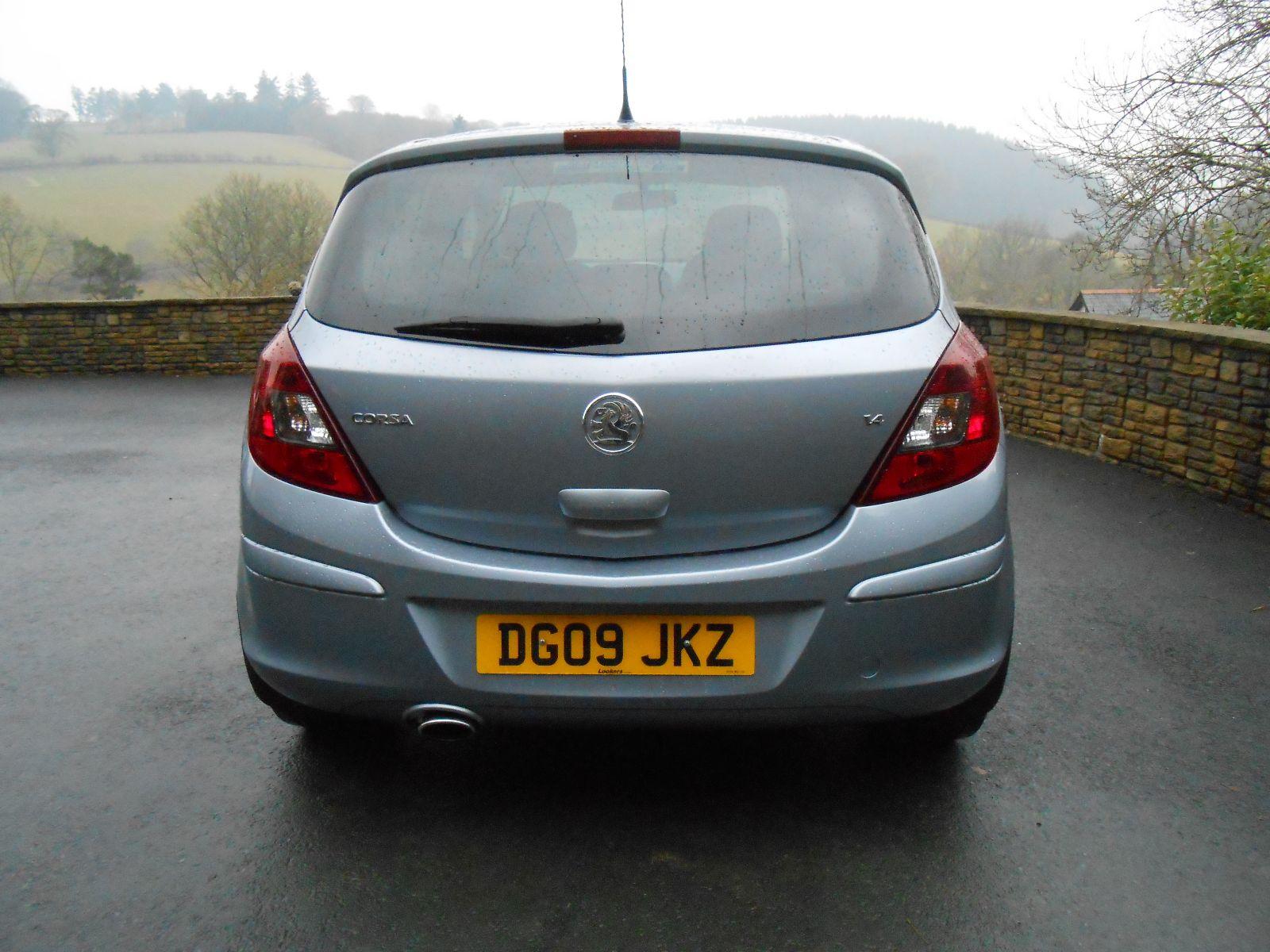Vauxhall Corsa 1 4 Sxi Car For Sale Llanidloes Powys Mid