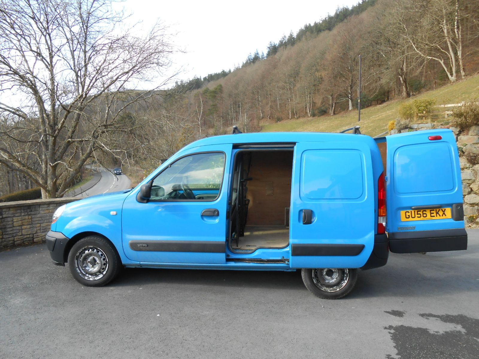 renault kangoo 1 5 dci sl17 70 car for sale llanidloes powys mid wales kevin jones cars used. Black Bedroom Furniture Sets. Home Design Ideas