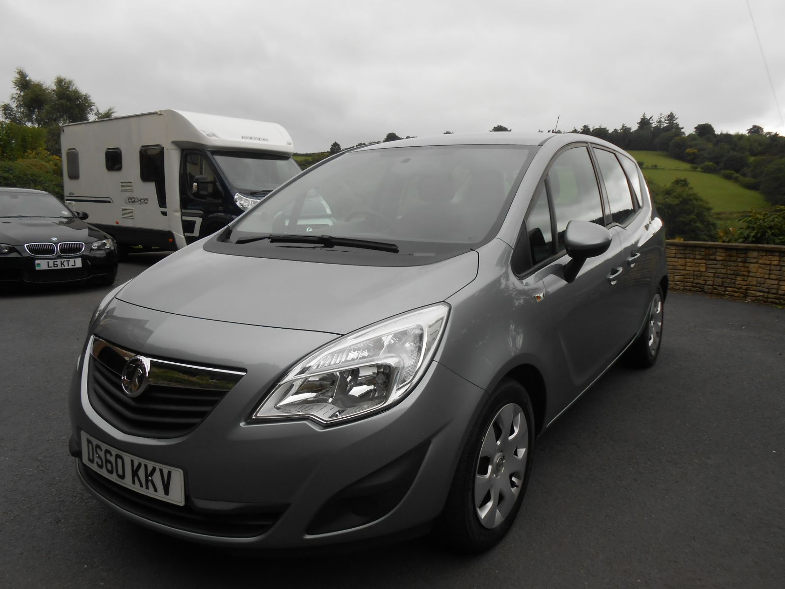Vauxhall Meriva 1 4 Turbo Exclusive Car For Sale