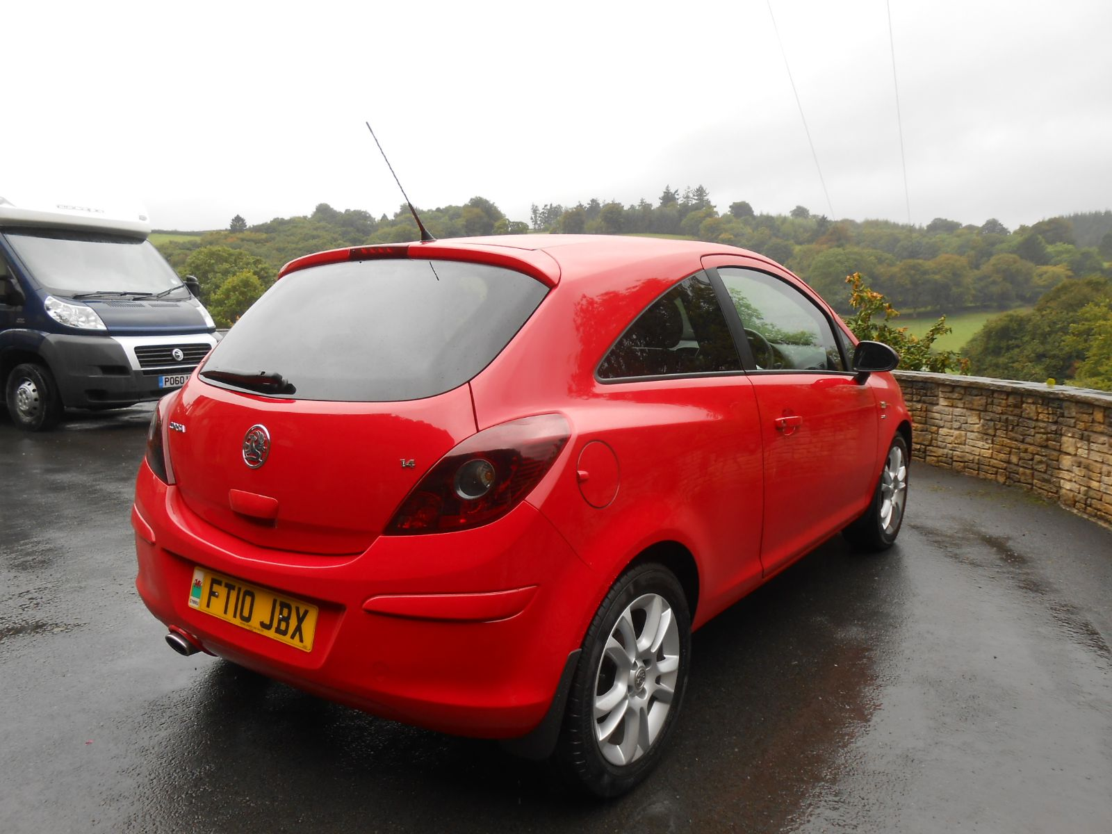 vauxhall corsa 1 4 sxi car for sale llanidloes powys mid wales kevin jones cars used cars. Black Bedroom Furniture Sets. Home Design Ideas