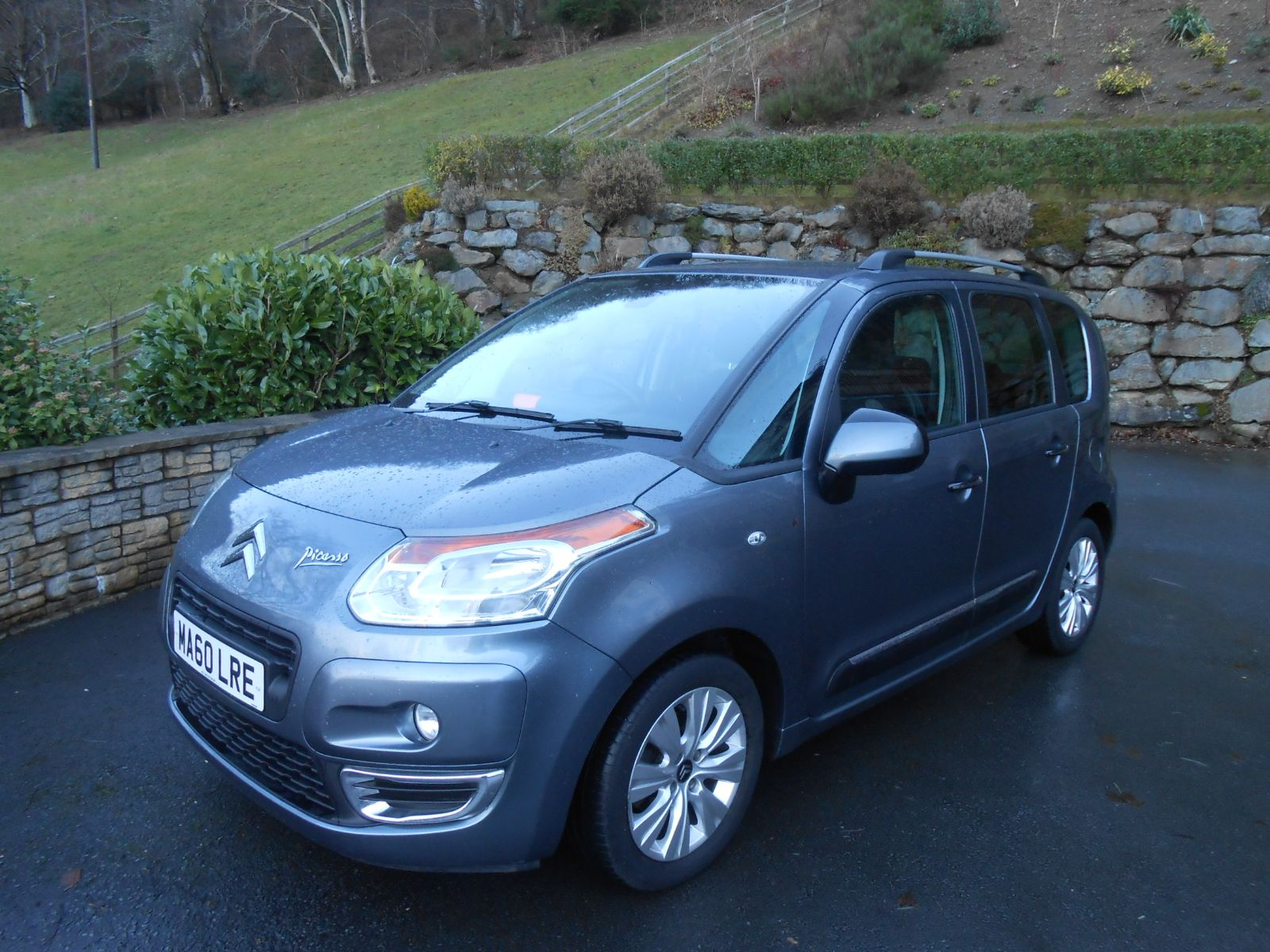 Citroen C3 Picasso 1 6 Hdi 90 Exclusive Car For Sale