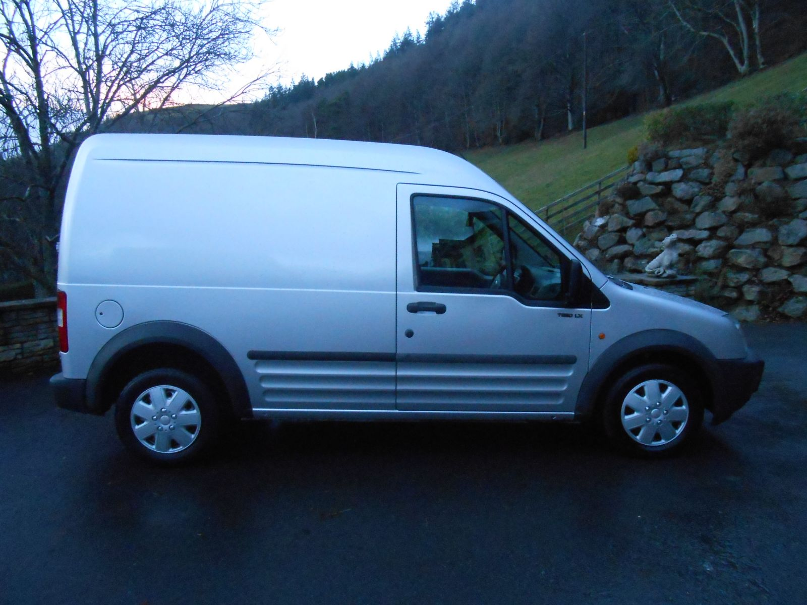 ford transit connect manual transmission