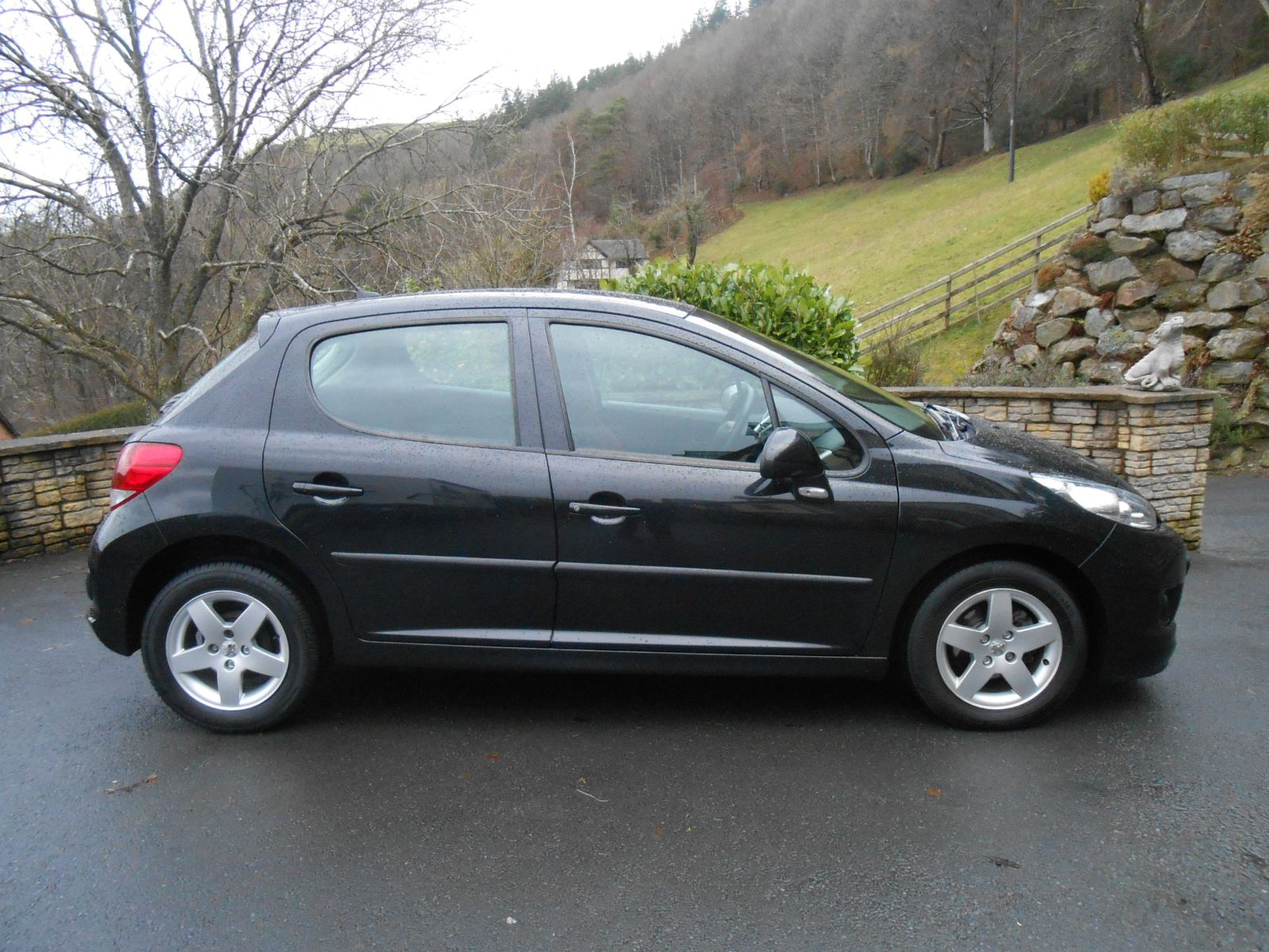 Peugeot 207 1 4 Verve Car For Sale Llanidloes Powys Mid
