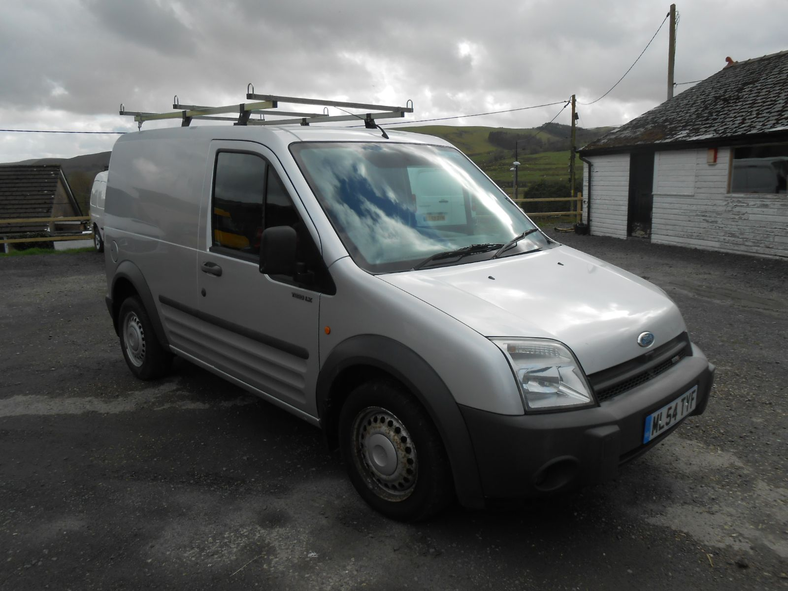 ford transit connect 1 8 tdci lx car for sale llanidloes powys mid wales kevin jones cars used 2013 Transit Connect 2012 Transit Connect
