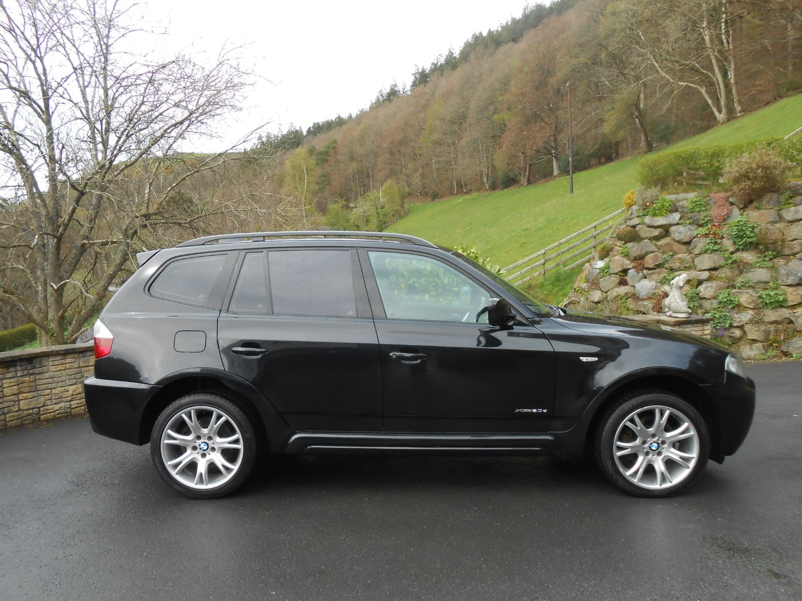 bmw x3 2 0 d xdrive m sport auto car for sale llanidloes powys mid wales kevin jones cars used. Black Bedroom Furniture Sets. Home Design Ideas