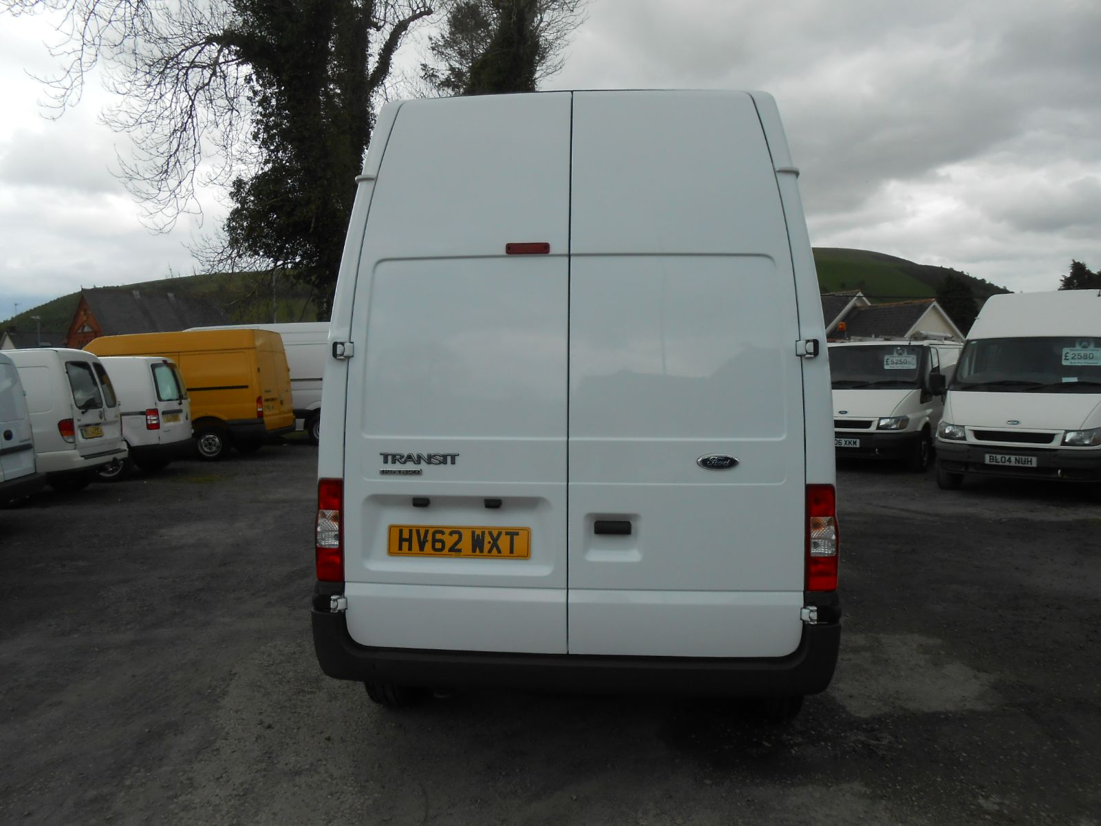 Ford Transit 2 2 Tdci 125 T350 Lwb High Roof Car For Sale