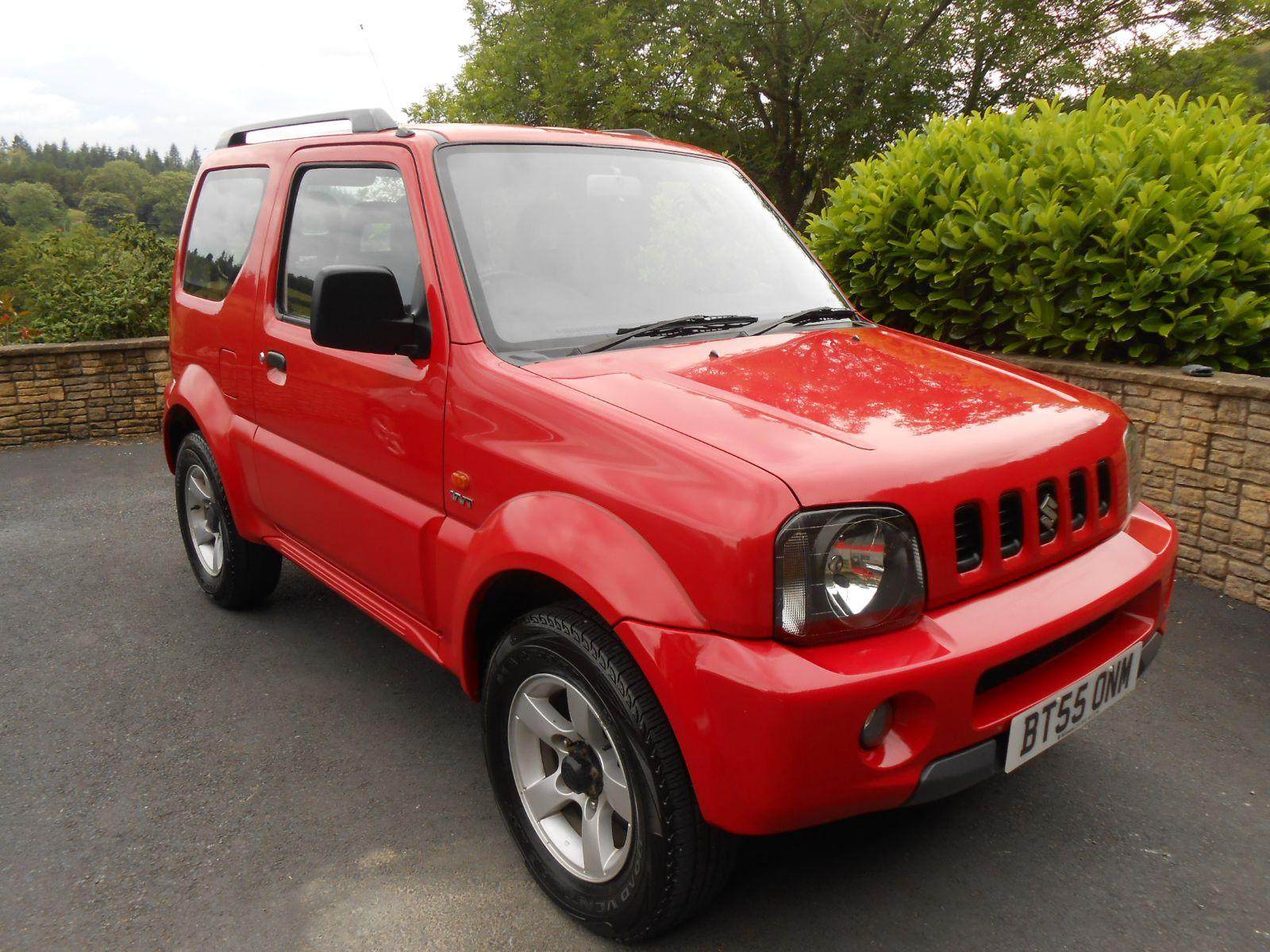 Suzuki Jimny 1.3 VVTS 4WD Car For Sale Llanidloes Powys