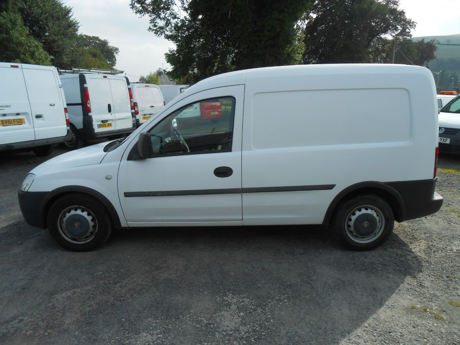 Vauxhall Combo 1 7 Dti Car For Sale Llanidloes Powys Mid