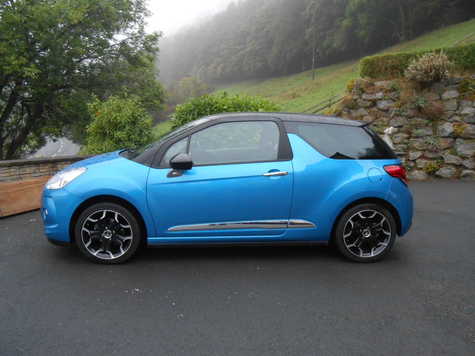 Citroen Ds3 1 6 Vti Dstyle 3 Door Car For Sale