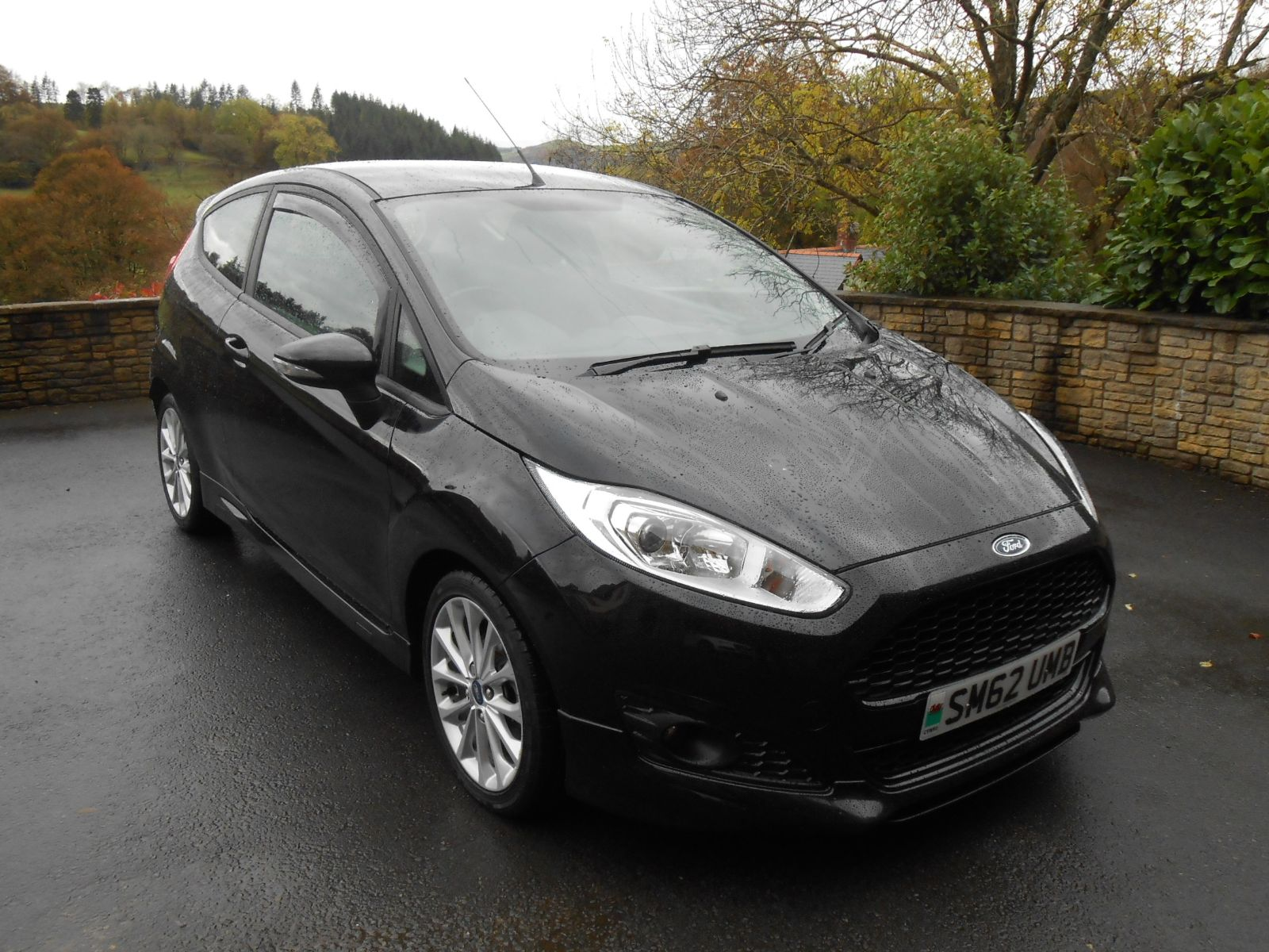 ford fiesta 1 0 ecoboost 125 zetec s 3 door car for sale llanidloes powys mid wales kevin jones. Black Bedroom Furniture Sets. Home Design Ideas