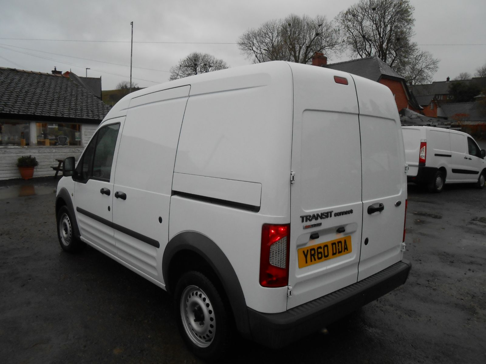 Ford Transit Connect 1 8 Tdci 90 T230 Lwb High Roof Car