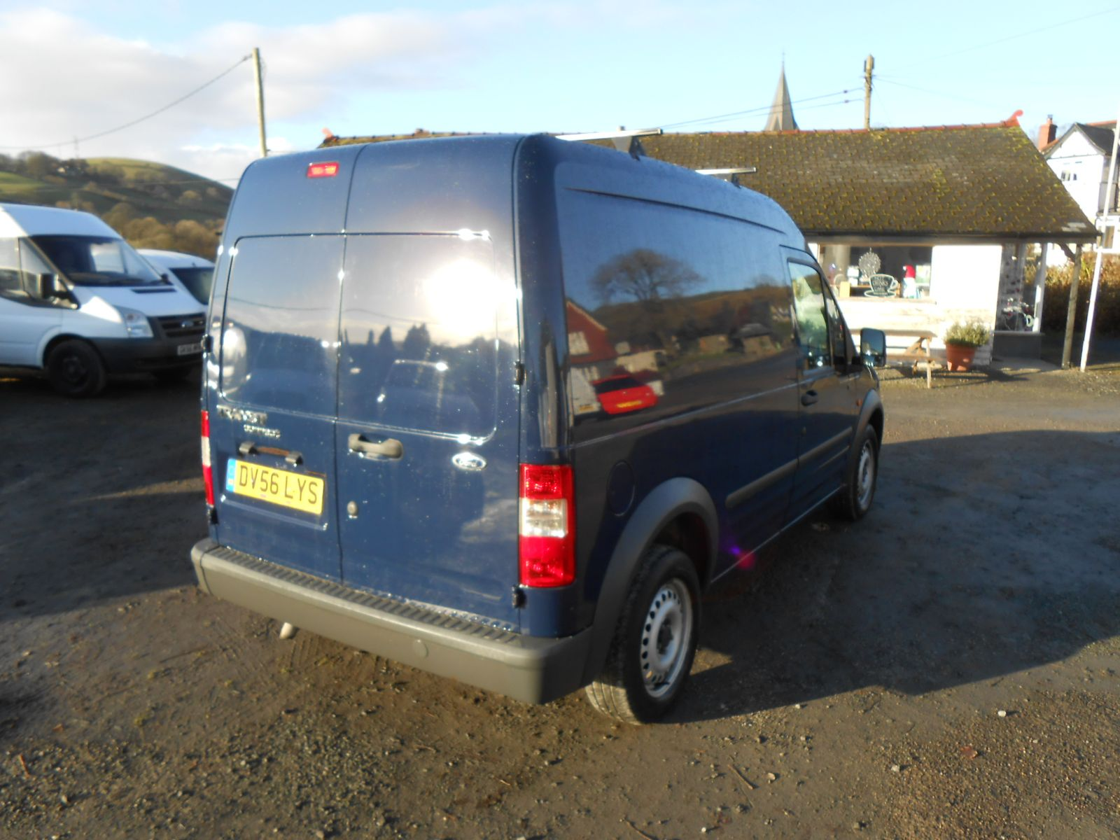 ford transit connect 1 8 tdci t230 lwb high roof car for sale llanidloes powys mid wales kevin Transit Connect 2017 Transit Connect Cargo