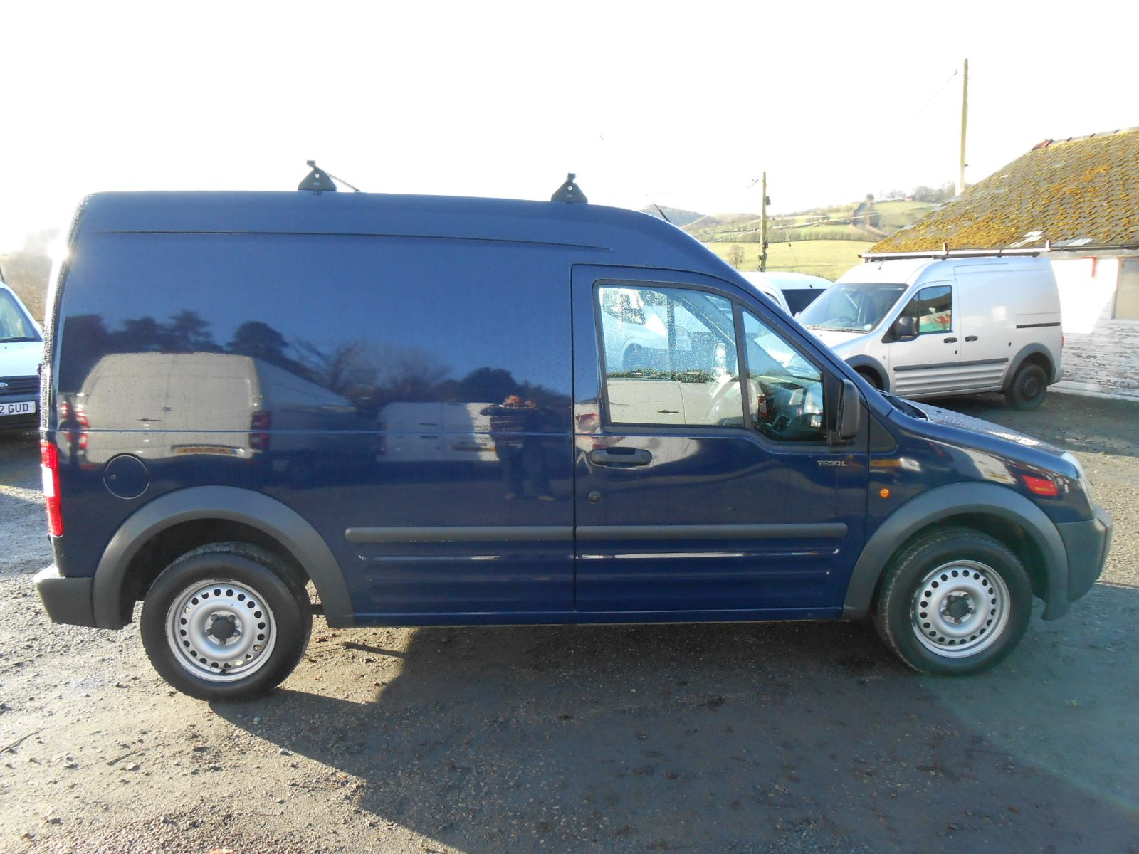 ford transit connect 1 8 tdci t230 lwb high roof car for sale llanidloes powys mid wales kevin. Black Bedroom Furniture Sets. Home Design Ideas
