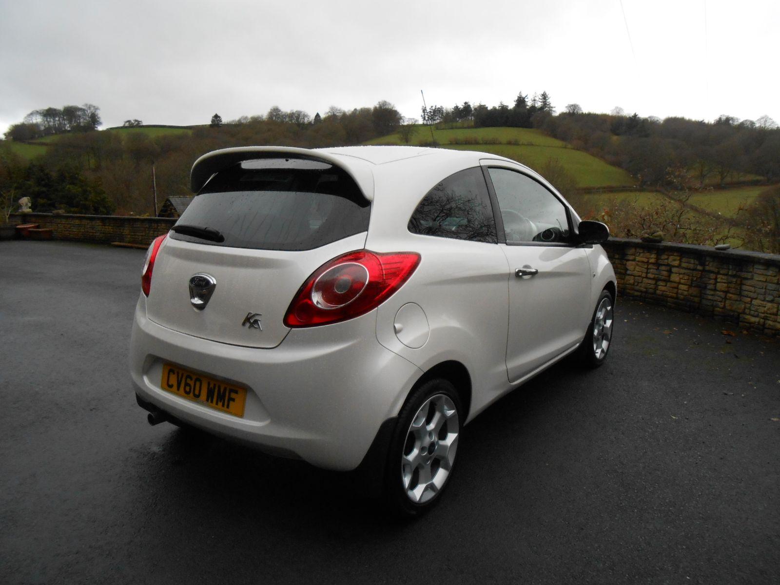 Ford Ka 1 2 Titanium Car For Sale Llanidloes Powys Mid