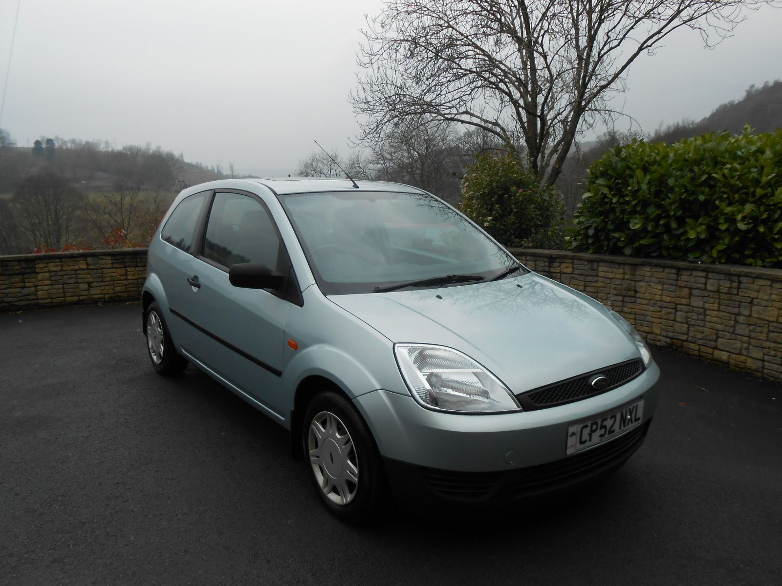 Personal Contract Hire >> Ford Fiesta 1.3 Finesse 3 Door car for sale Llanidloes Powys Mid Wales Kevin Jones Cars - Used ...