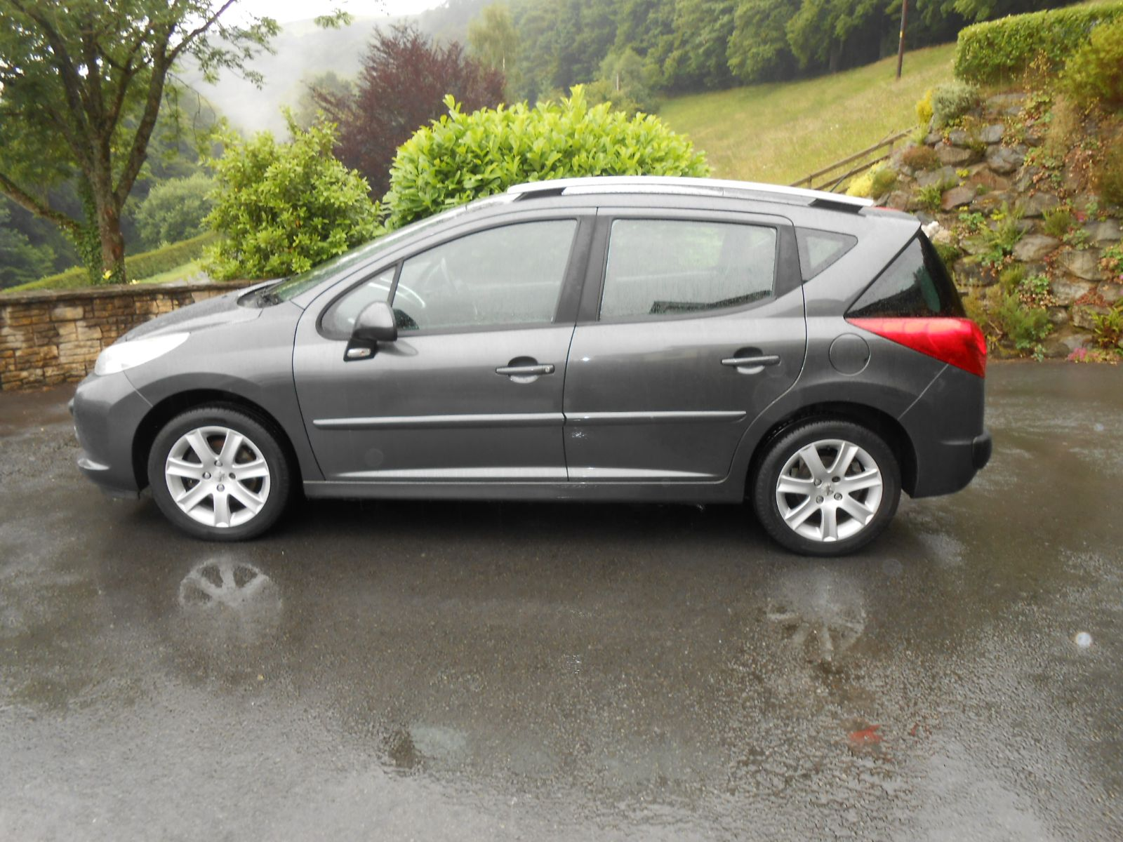 Peugeot 207 1.6 Sport SW car for sale Llanidloes Powys Mid Wales Kevin Jones Cars - Used cars ...