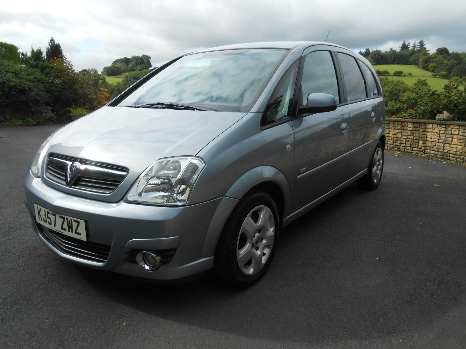 Vauxhall Meriva Design Door Car Sale Llanidloes