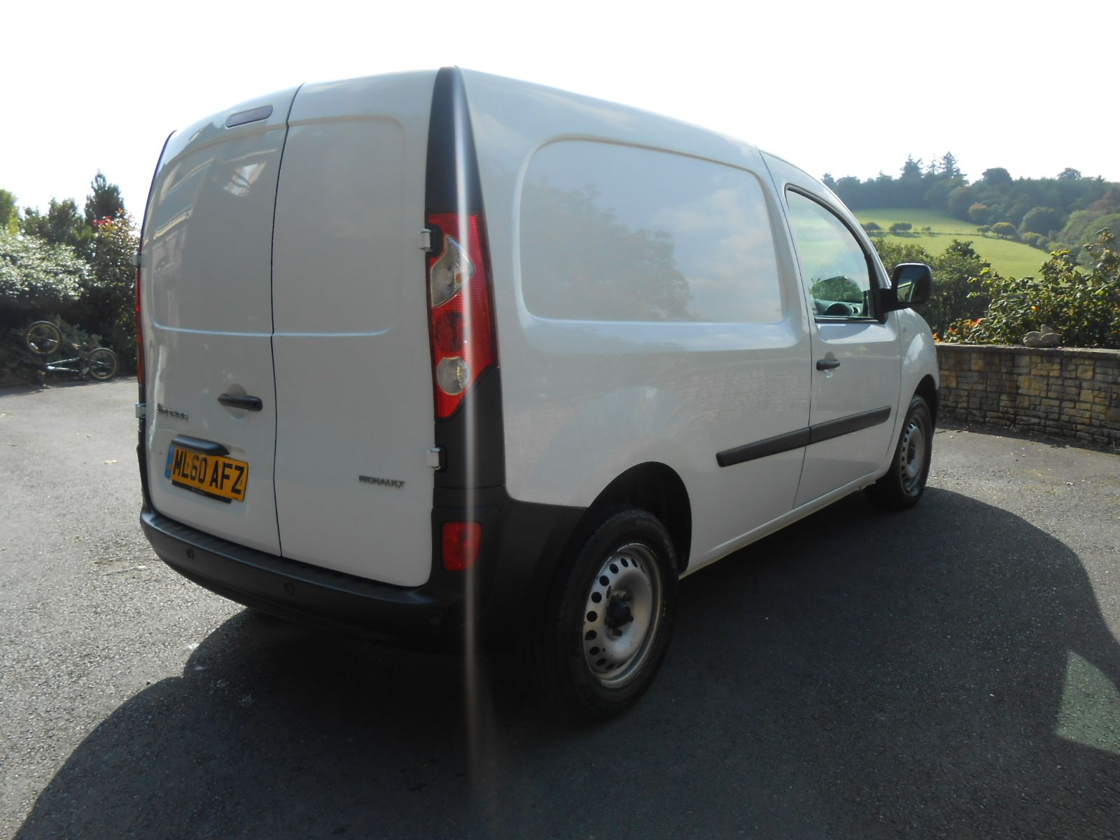 renault kangoo 1 5 dci ml20 car for sale llanidloes powys. Black Bedroom Furniture Sets. Home Design Ideas