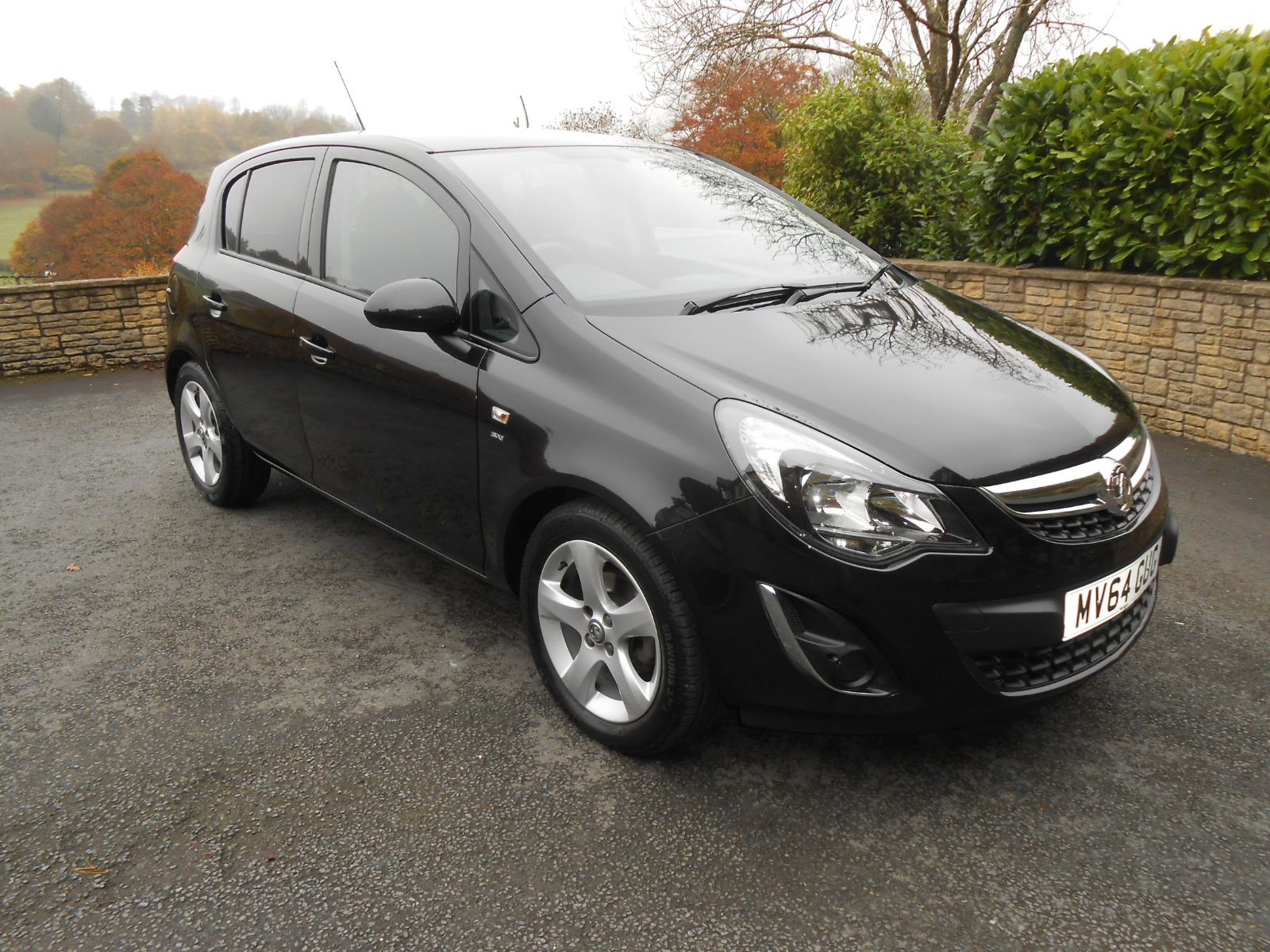 Vauxhall Corsa 1 4 Sxi 5 Door Car For Sale Llanidloes