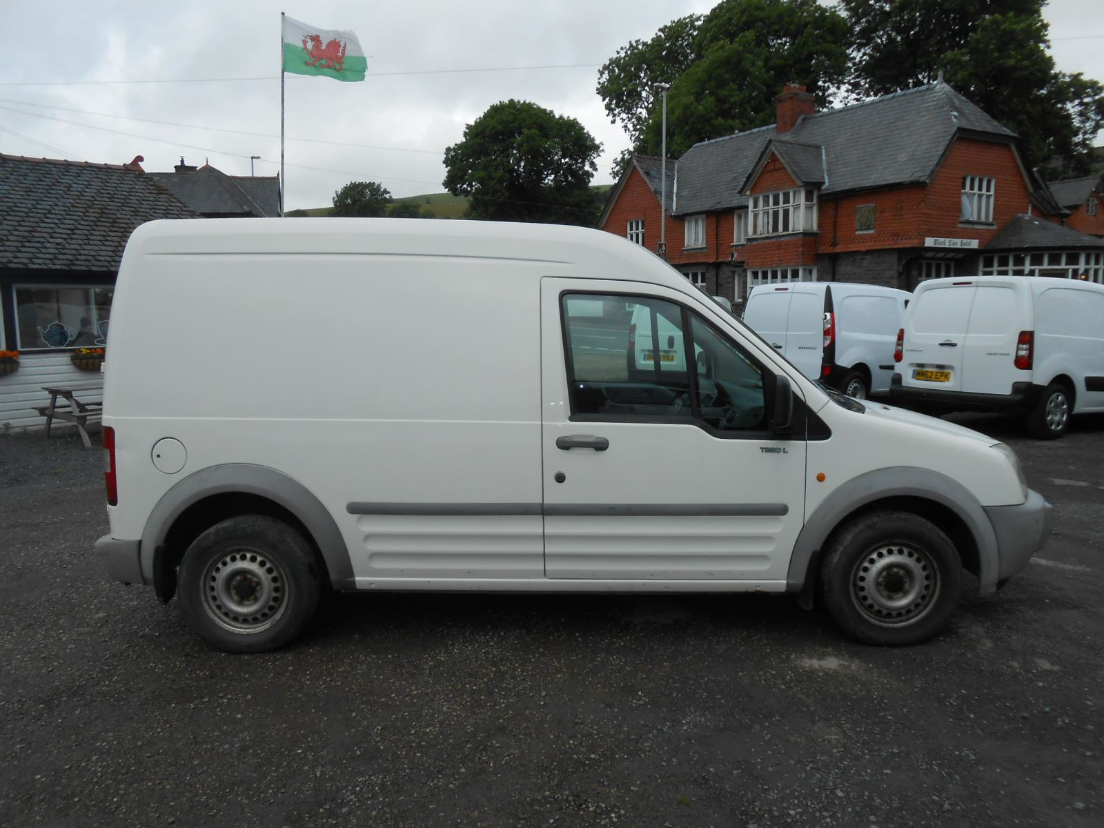 Ford Transit Connect 1 8 Tdci L230 Lwb High Roof Car For