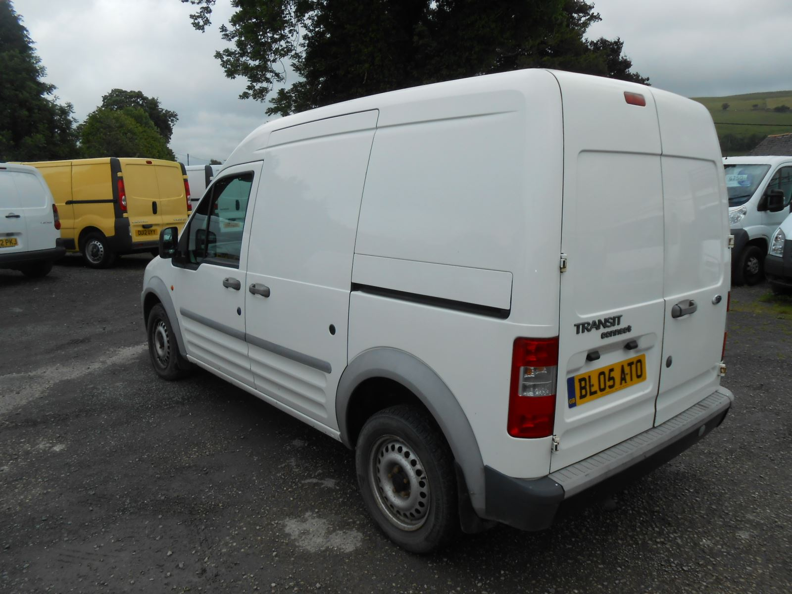 ford transit connect 1 8 tdci l230 lwb high roof car for sale llanidloes powys mid wales kevin. Black Bedroom Furniture Sets. Home Design Ideas
