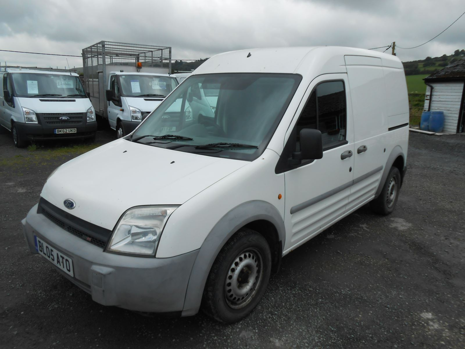 ford transit connect 1 8 tdci l230 lwb high roof car for sale llanidloes powys mid wales kevin 2012 Transit Connect Transit Connect Interior